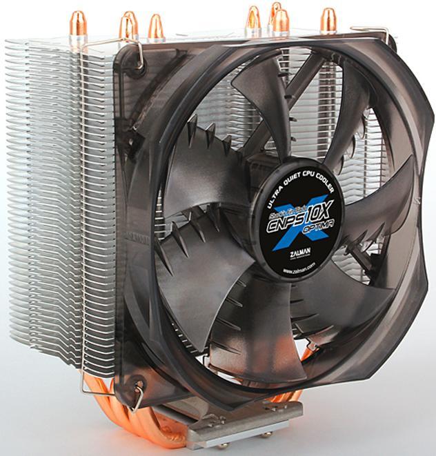 Купить Кулер для процесора Zalman CNPS10X Optima (CNPS10X OPTIMA)