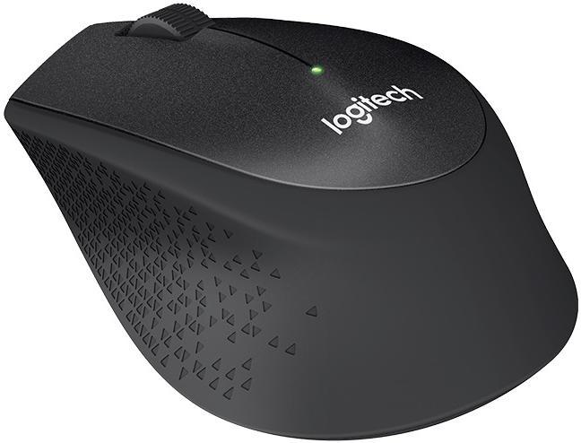 Купить Миша Logitech M330 Silent Plus 910-004909 Black
