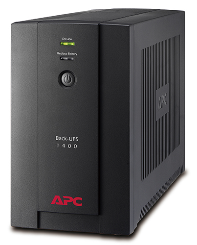 Купить ПБЖ APC Back-UPS BX1400UI