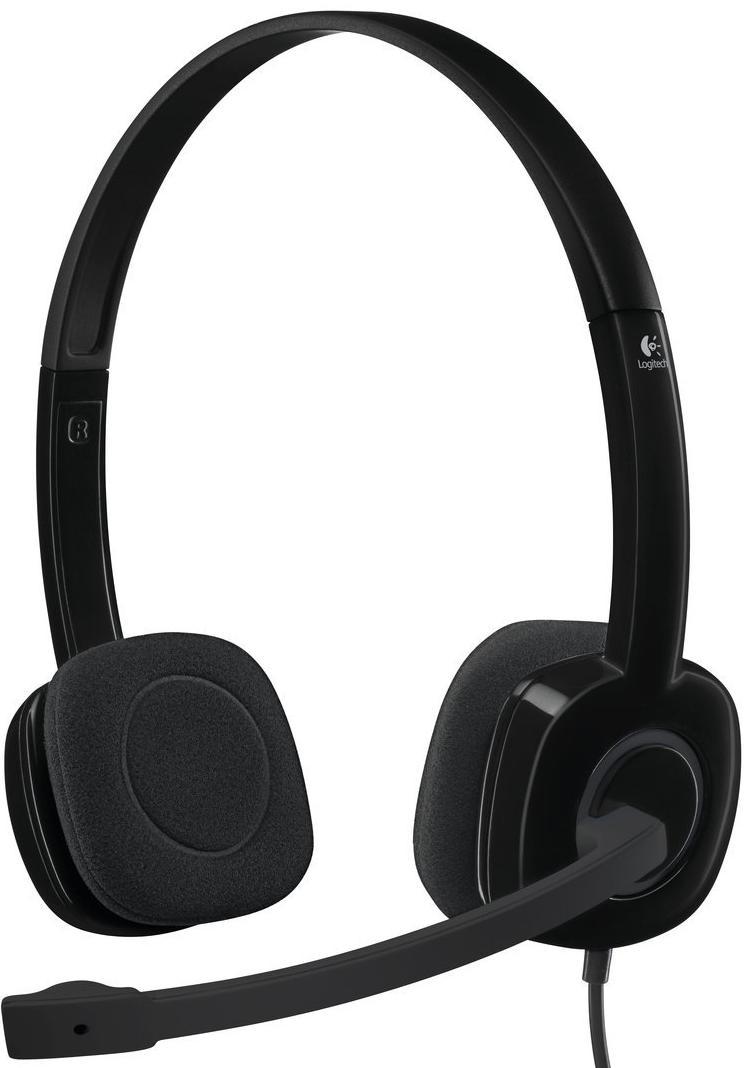 Купить Гарнітура Logitech H151 Black (981-000589)