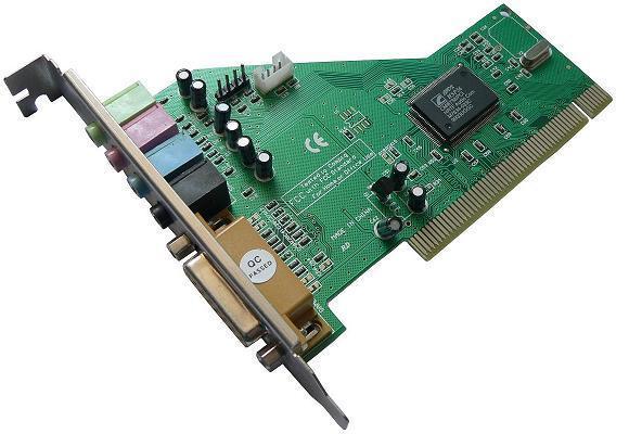 Купить Внутрішня ATcom 4CH C-media 8738 (10715)