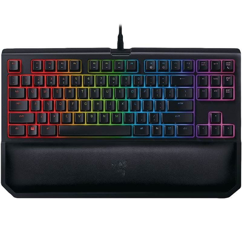 Купить Клавіатура Razer Black Widow TE CHROMA V2 Orange switch (RZ03-02190700-R3M1)