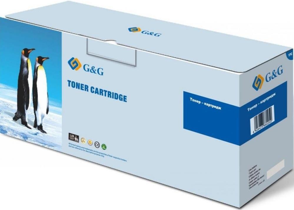 Купить Картридж G&G for HP CLJ M551/M570/M575 Magenta 6к, G&G-CE403A
