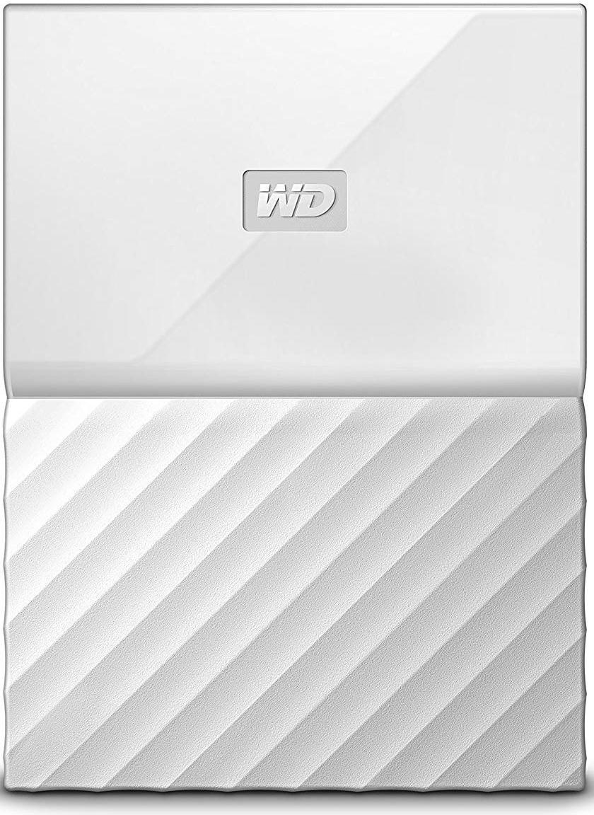Купить Зовнішній жорсткий диск Western Digital My Passport 2TB WDBS4B0020BWT-WESN White