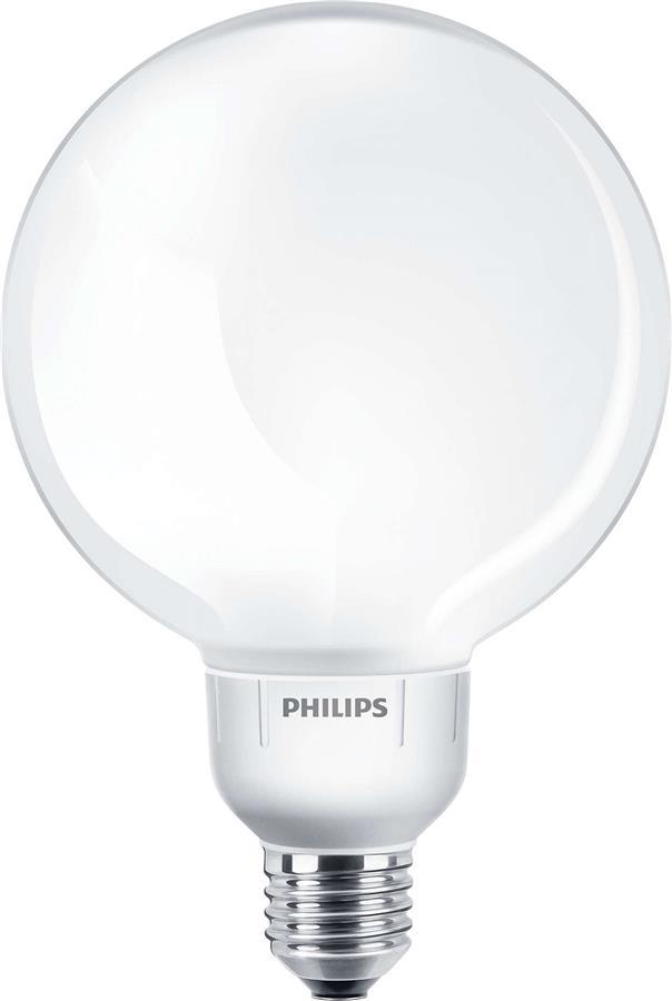 Купить Лампа світлодіодна Philips LEDGlobe E27 11.5-85W 230V 2700K G120, 929001229607