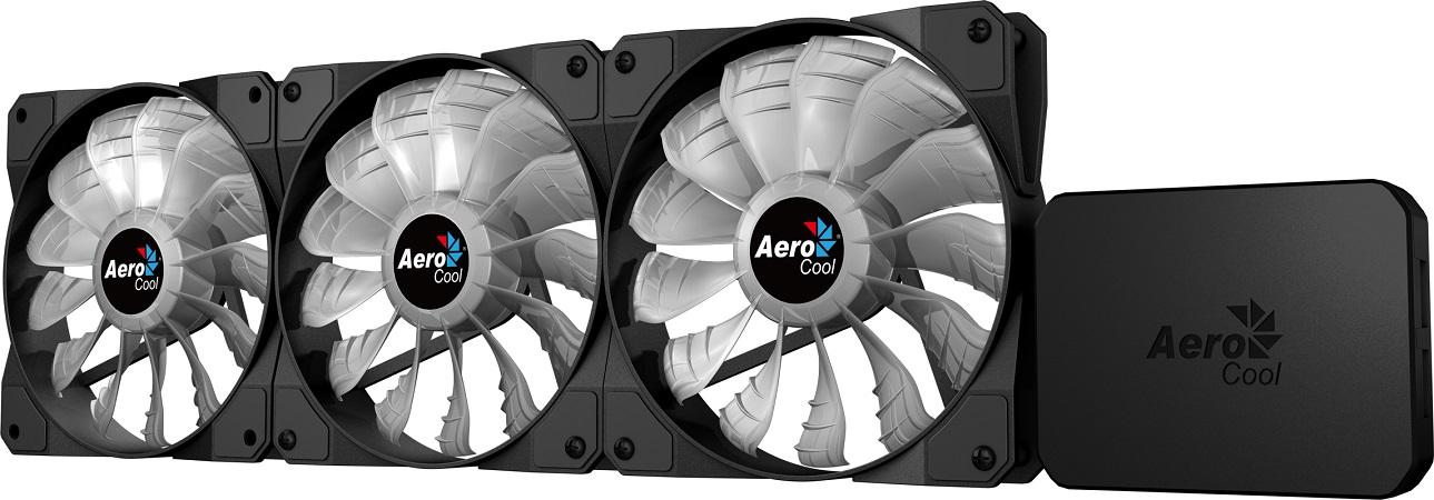 Купить Вентилятор для корпуса AeroCool P7-F12 Pro RGB