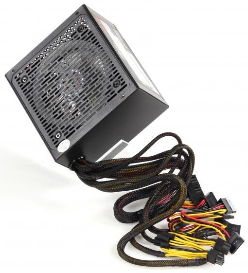 Купить Блок живлення Frime GLARE-500 500W Box