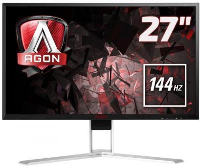 Купить Монітор AOC AGON ag241Qx Gaming Black