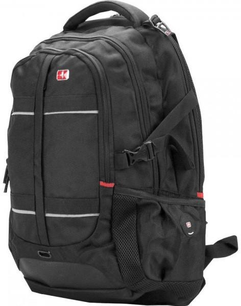 Купить Рюкзак для ноутбука Continent BP-302BK Black