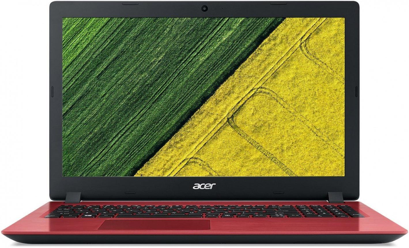 Купить Ноутбук Acer Aspire 3 A315-33 NX.H64EU.034 Red