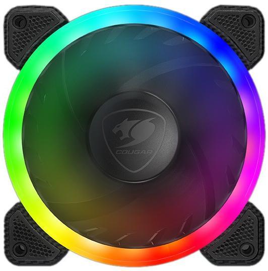 Купить Вентилятор для корпуса Cougar Vortex RGB FCB 120 (FCB 120 RGB)