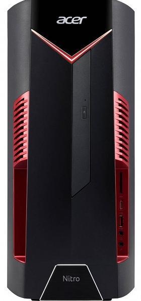 Купить Персональний комп'ютер Acer Nitro 50-600 DG.E0MME.017