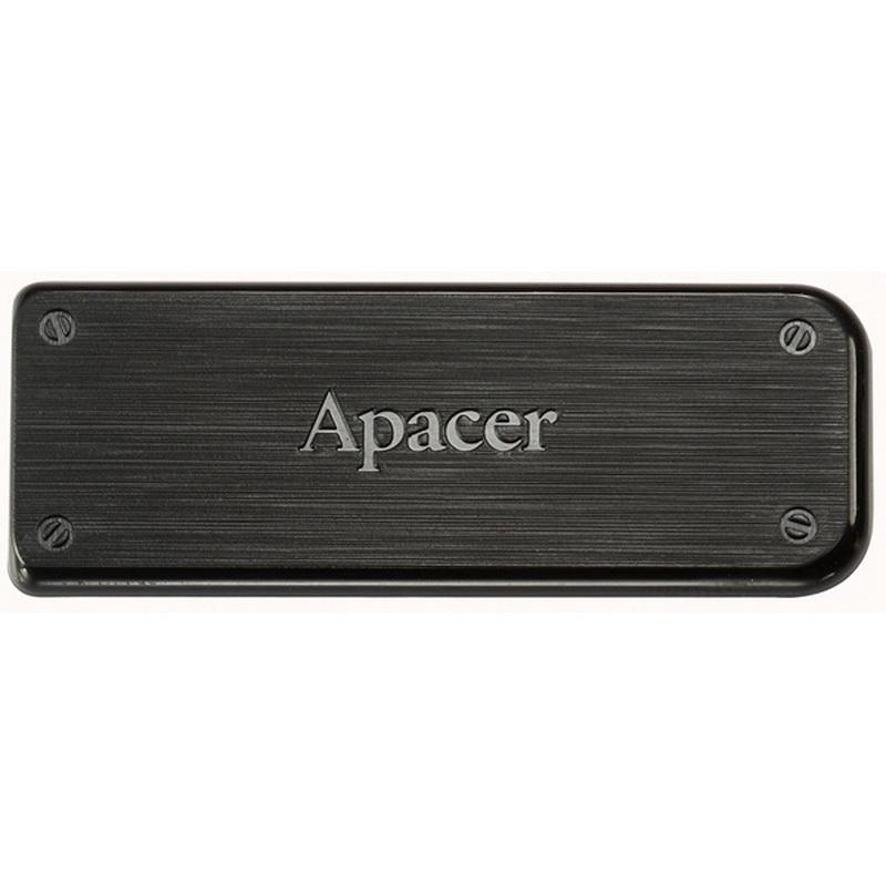 Купить Флешка USB Apacer AH325 8ГБ (AP8GAH325B-1) чорна