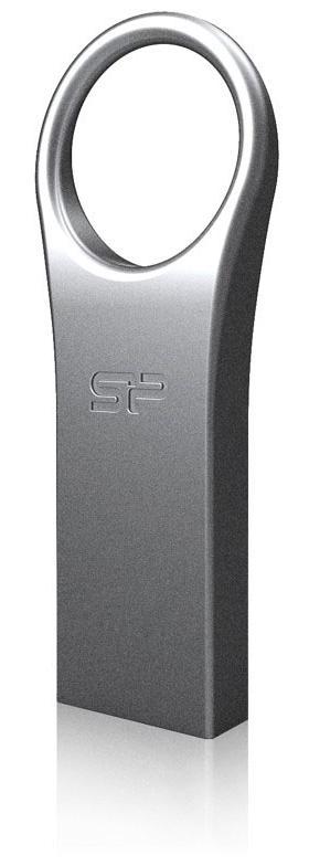 Купить Флешка USB Silicon Power F80 16GB SP016GBUF2F80V1S Silver