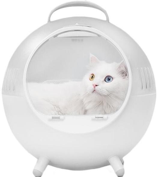 Купить Розумні гаджети, Сумка для котів Xiaomi Furrytail Tail Life Cat's Moving Castle Cat Bag White
