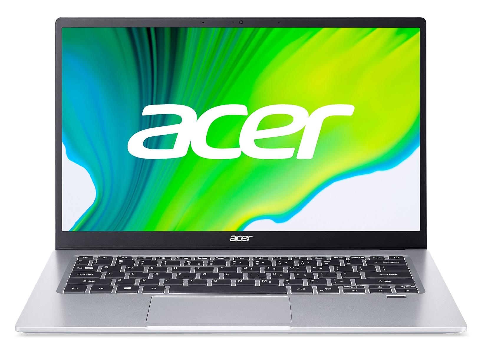 Ноутбук Acer Swift 1 SF114-34 NX.A77EU.00N Silver