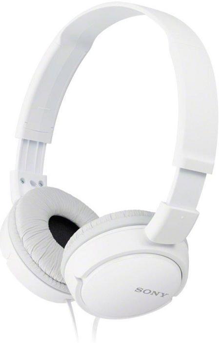 Купить Навушники Sony MDR-ZX110AP білі, MDRZX110APW.CE7