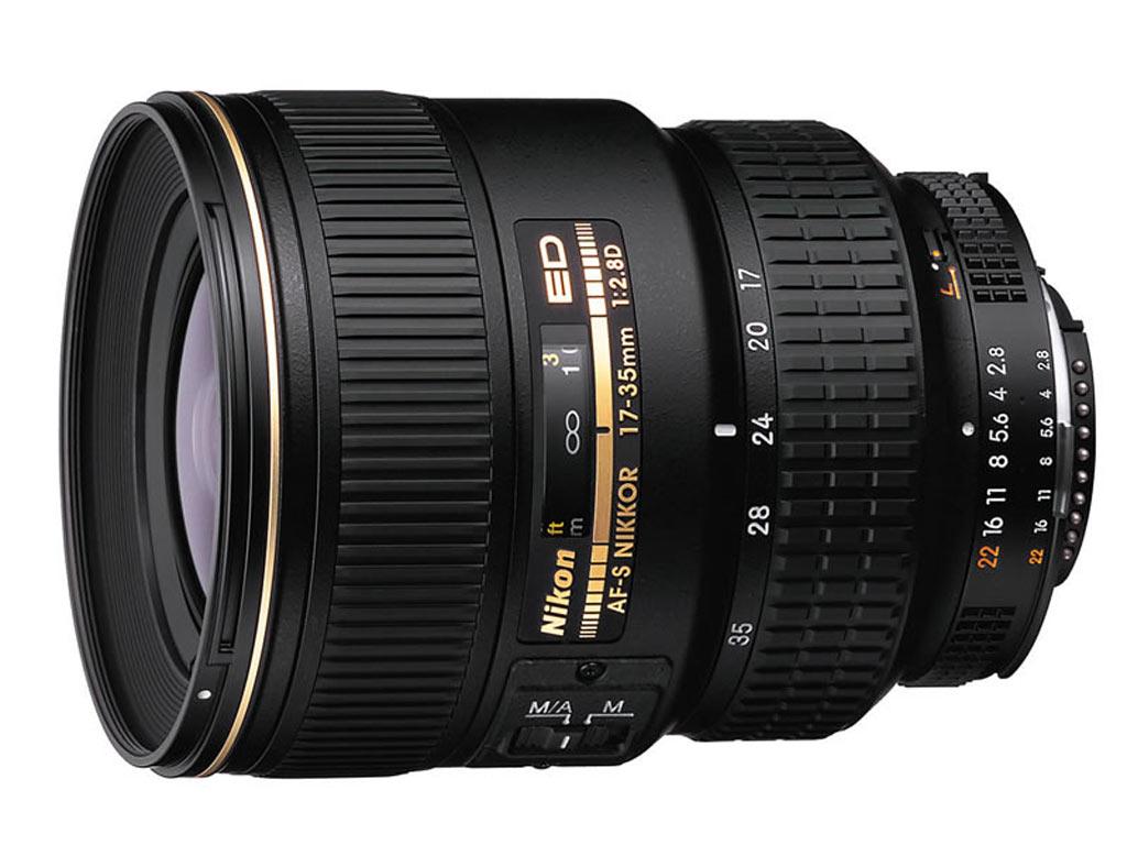 Купить Об'єктив Nikkor AF-S 17-35 mm f/2.8D IF-ED, JAA770DA, Nikon