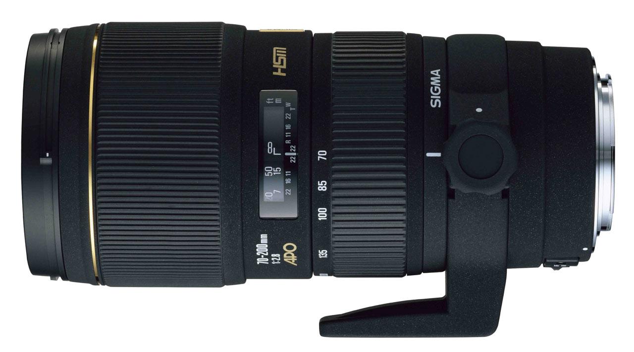 Купить Об'єктив SIGMA 70-200mm f/2.8 EX DG OS HSM для Canon, 589954