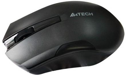 Купить Мишка A4Tech G3-200N чорна