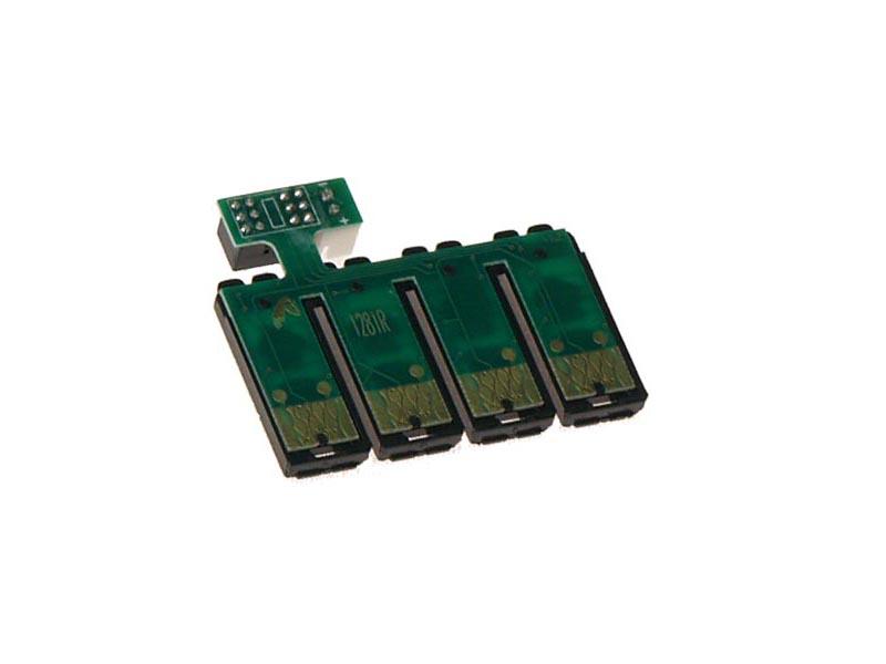 Купить Планка з чіпами WWM Epson Stylus S22, SX125, SX130 (CH.0260-1)
