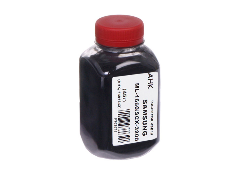 Купить Тонер АНК Samsung ML-1660, SCX-3200 чорний, 1401642, AHK