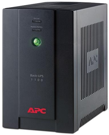 Купить ПБЖ (UPS) APC Back-UPS RS 1100 VA (BX1100CI-RS)