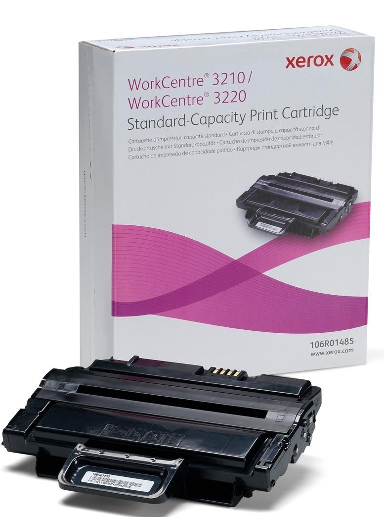 Картридж Xerox WorkCentre 3210MFP, 3220MFP чорний