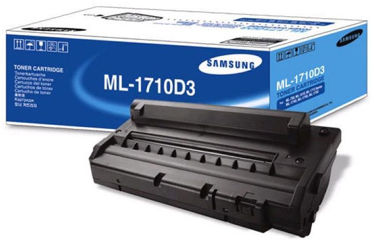 Купить Картридж Samsung ML-1710D3 ML-1500, 1710, 1750 чорний, CT-SAM-ML-1710-PN-R
