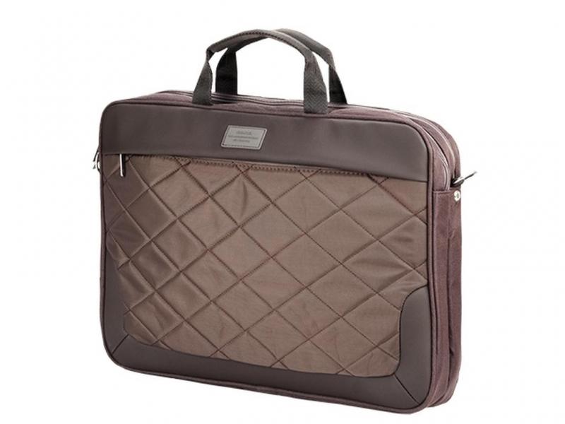 Купить Сумка для ноутбука Sumdex PON-322BR коричнева