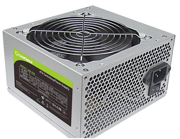 Купить Блок живлення Gamemax GM-500 500 Вт