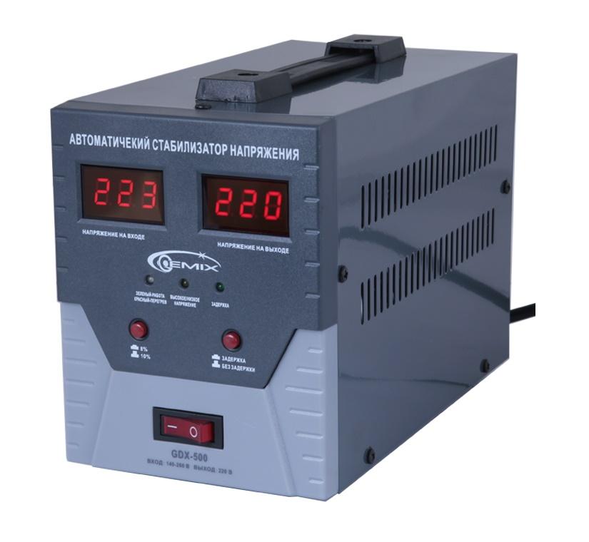 Купить Стабілізатор Gemix GDX-500