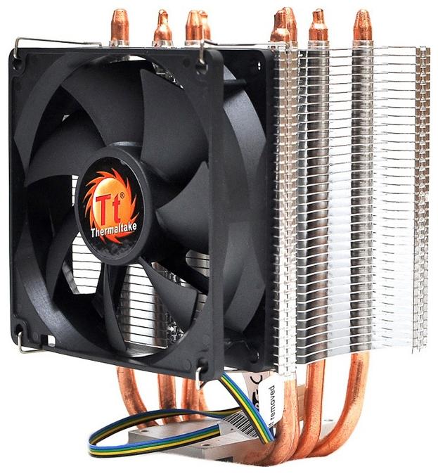 Купить Кулер для процесора Thermaltake Contac 21 (CLP0600)