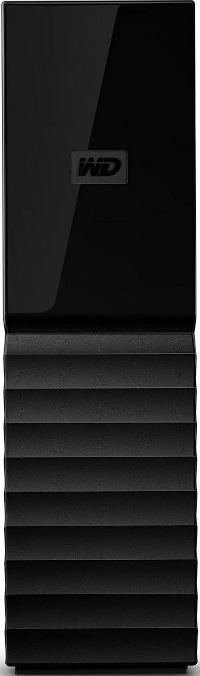 Купить Зовнішній жорсткий диск Western Digital MyBook 6 ТБ чорний, WDBBGB0060HBK-EESN