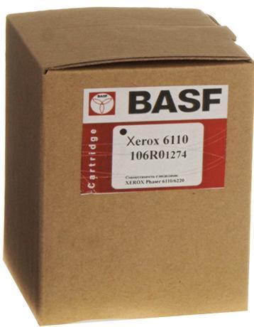 Купить Картридж BASF для Xerox Phaser 6110 чорний, WWMID-78309