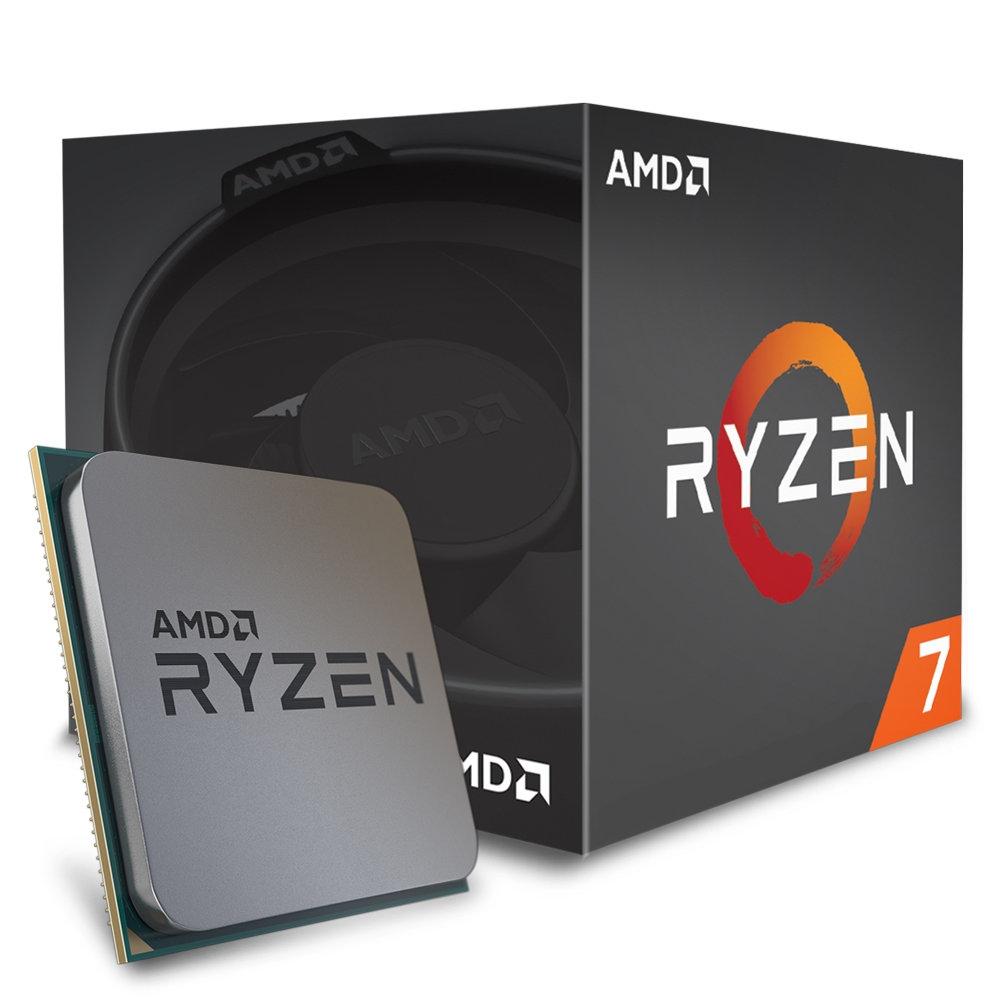 Купить Процесор AMD Ryzen 7 1700 (YD1700BBAEBOX) Box