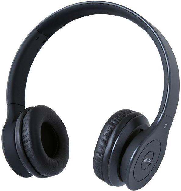 Купить Гарнітура Gemix BH-07 Bluetooth BH-07BM Black Matt
