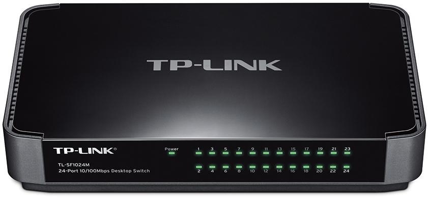 Купить Комутатор TP-Link TL-SF1024M