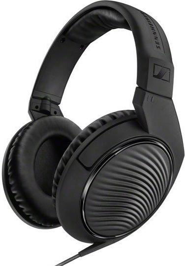 Купить Навушники Sennheiser HD 200 PRO Black (507182)