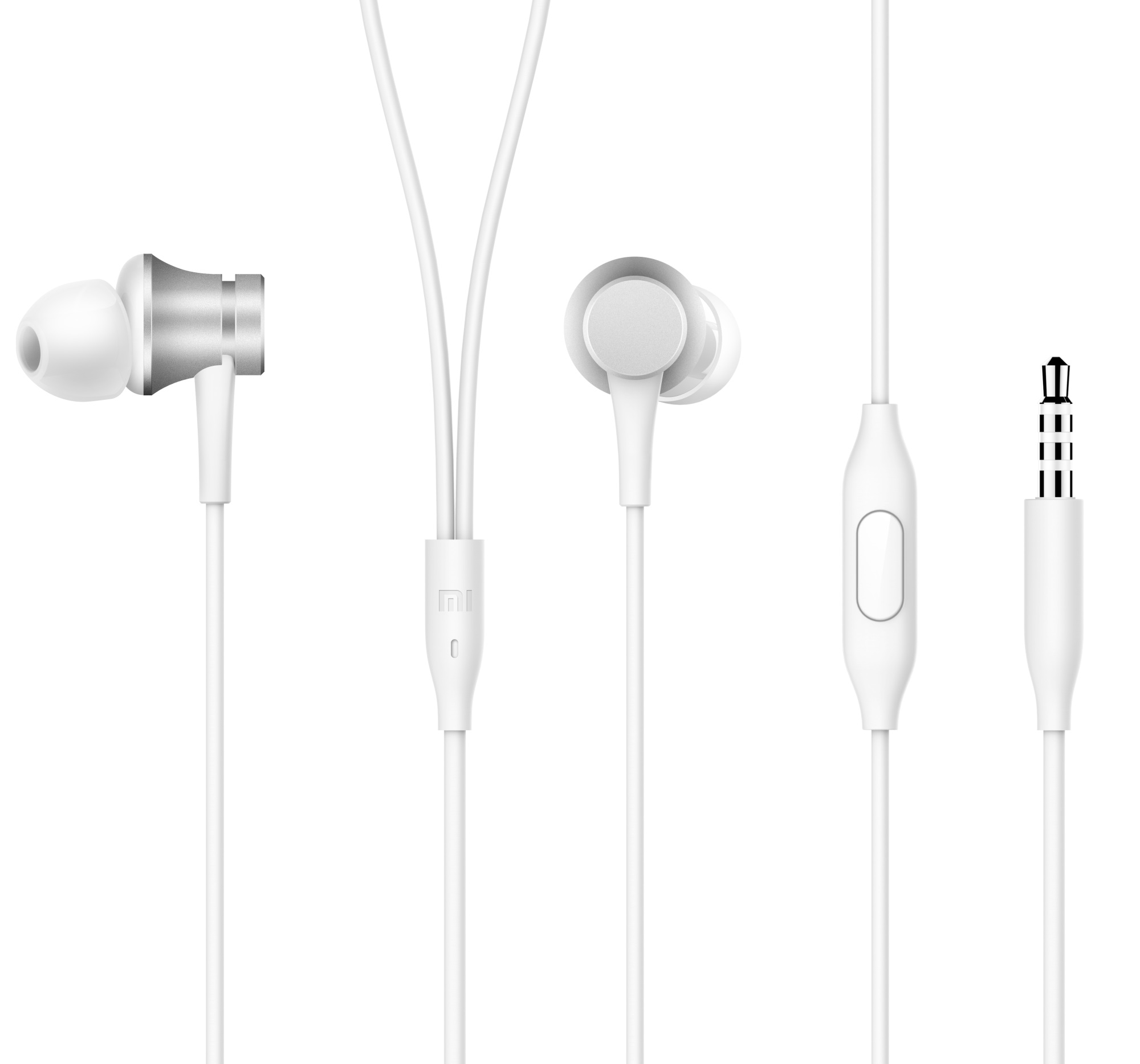 Купить Гарнітура Xiaomi Piston Fresh Bloom ZBW4355TY Silver