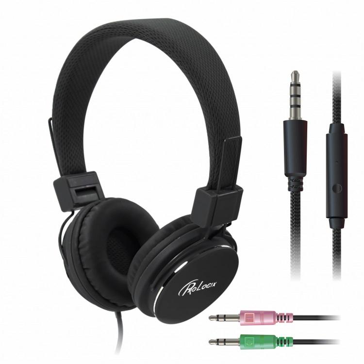 Купить Гарнітура ProLogix MH-A850M Black