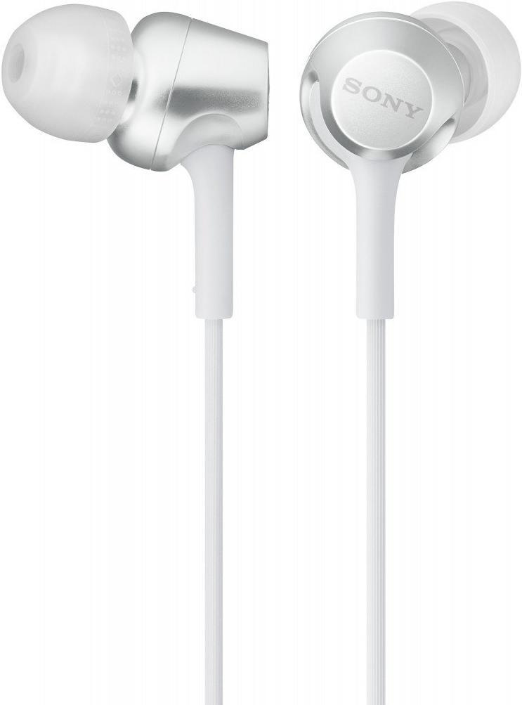 Купить Гарнітура Sony MDR-EX255AP White