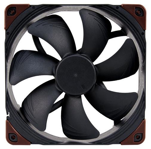 Купить Вентилятор для корпуса Noctua NF-A14iPPC-2000 Black