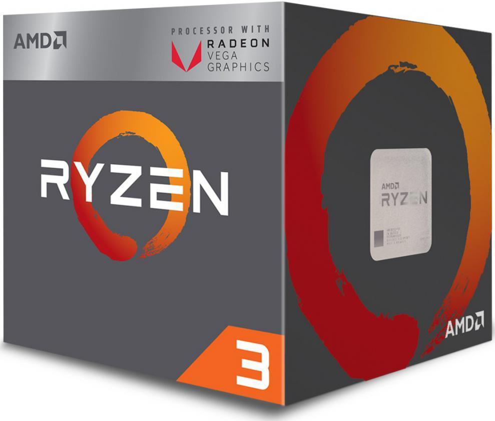 Купить Процесор AMD Ryzen 3 2200G (YD2200C5FBBOX) Box