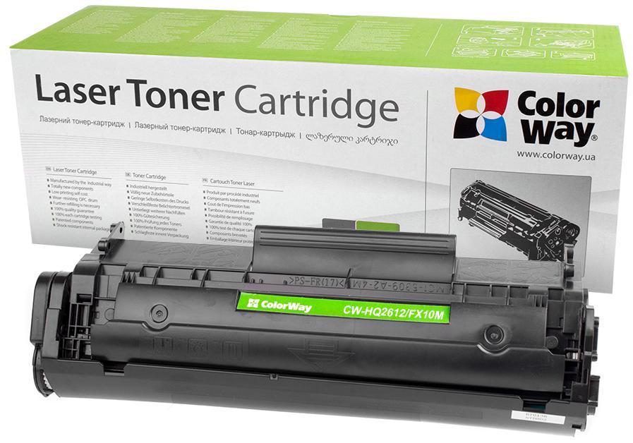 Купить Картридж ColorWay HP LJ Q2612A/1010, Canon FX-10 New + TH-1010 3шт, CW-HQ2612/TH-1010