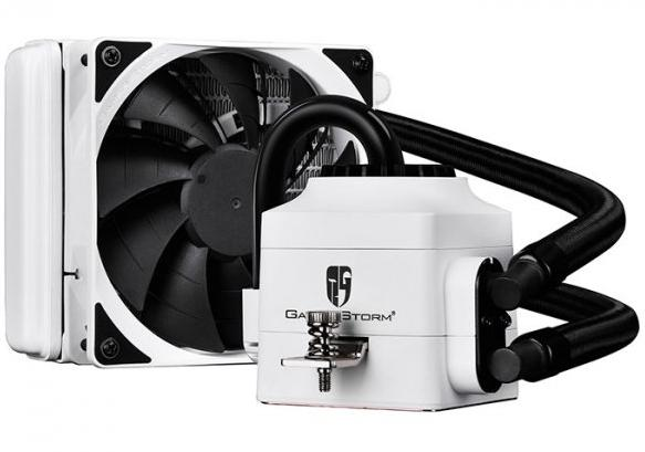 Купить Кулер Deepcool CAPTAIN 120EX WHITE