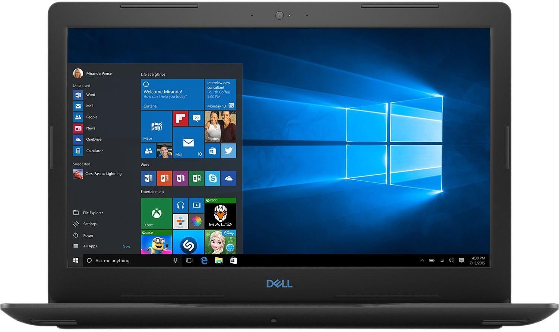 Купить Ноутбук Dell 3579 G3 G35581S0NDW-60B Black