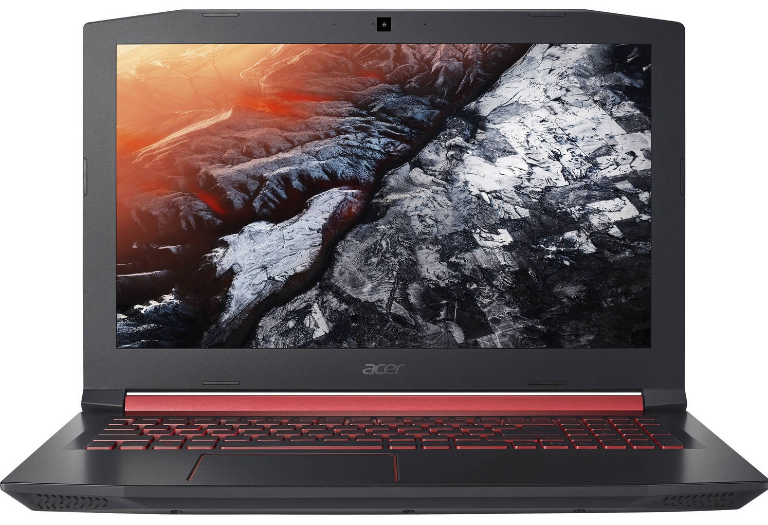 Купить Ноутбуки, Ноутбук Acer Nitro 5 AN515-52 NH.Q3LEU.035 Black