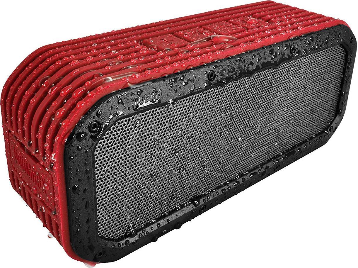 Купить Портативна акустика Divoom Voombox-outdoor GEN Red (90100056004)