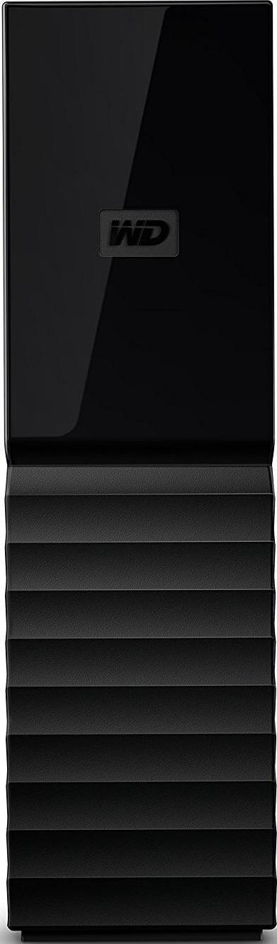 Купить Зовнішній жорсткий диск Western Digital MyBook 10TB WDBBGB0100HBK-EESN